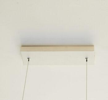 Witte plafondkap fylum