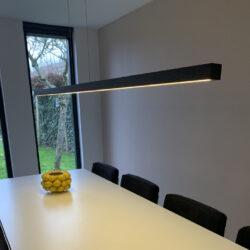 hanglamp hout zwart 150